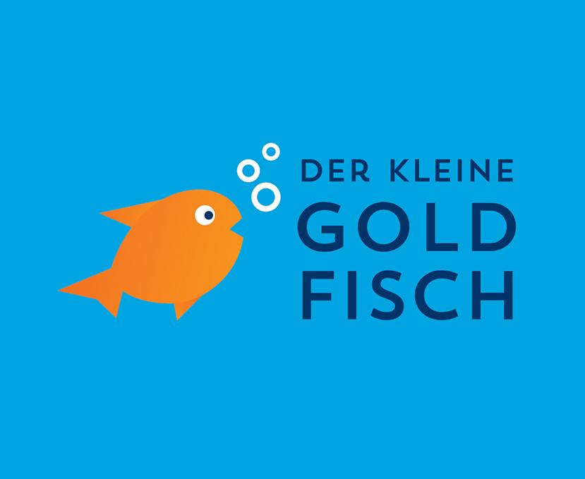 Der kleine Goldfisch